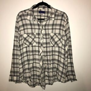 Simply Styled woman's flannel